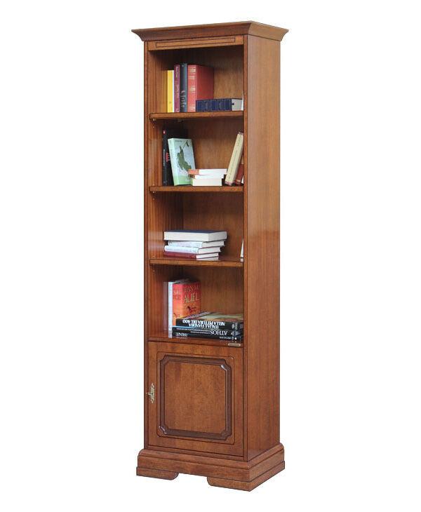 Arteferretto Bibliothèque colonne classique en bois