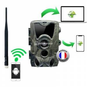 NATURACAM® Caméra de surveillance NATURACAM® STDX2
