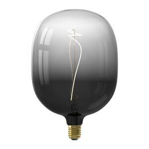 Calex Ampoule filament décorative en verre noir