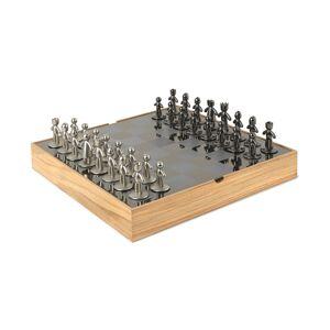 Umbra Set de ping pong portable adaptable sur table