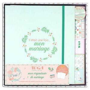 Draeger Paris Kit de papeterie mon organiseur de mariage