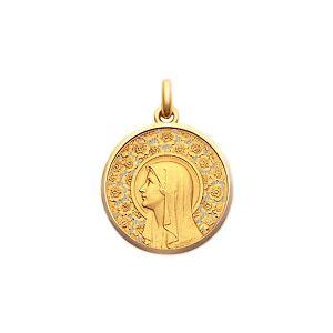 Becker Médaille Becker Vierge à l'Eglantier