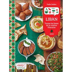 Divers Easy Liban - Toutes les bases de la cuisine libanaise