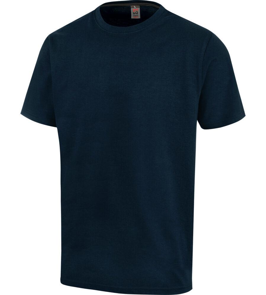 Würth Modyf Tee-shirt De Travail Job+ Würth Modyf Marine