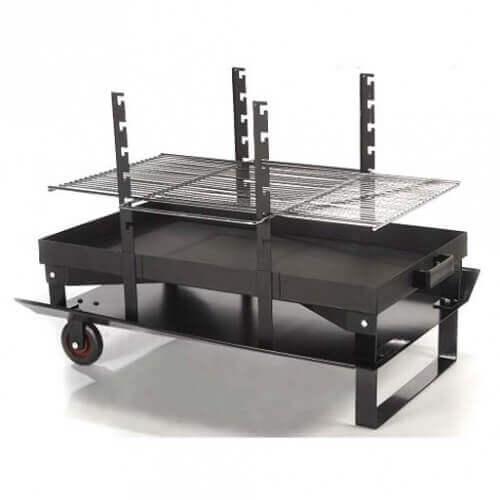 Le Feu Roulant Barbecue multi-fonction CLASSIC Géant