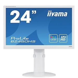 IIYAMA Écran LCD iiyama ProLite B2480HS 60 cm (23 6 ) 1 920 x 1 080 Pixels
