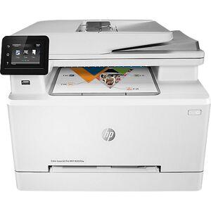 HP Imprimante tout en un HP Color LaserJet Pro M283fdw Couleur Laser A4