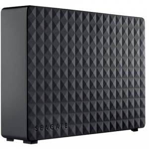 Seagate Disque dur de bureau Seagate Expansion Desktop 3 To USB 3.0 Noir