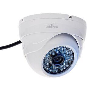 BLUESTORK Caméra de surveillance BLUESTORK BS-CAM/DOME/HD