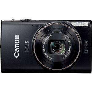 Canon Appareil photo numérique compact Canon Ixus 285 HS 20 2 Mégapixels Noir