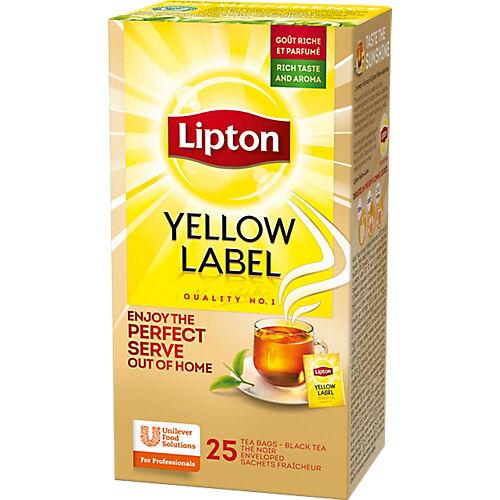 Lipton Sachets de thé noir Lipton 25 Unités