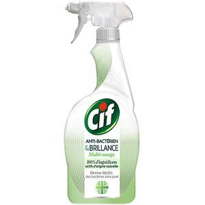 Cif Nettoyant Anti-bactérien et brillance Cif - 750 ml