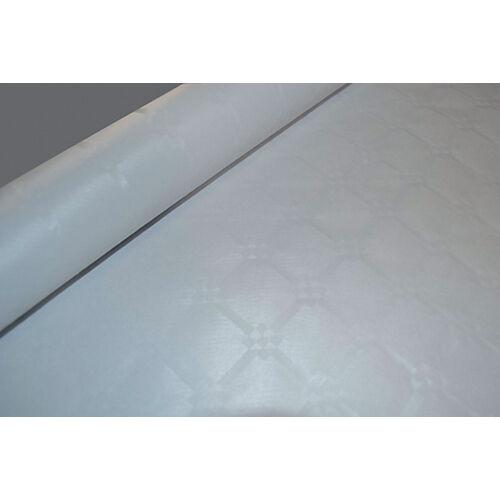 PACARBEL Nappe de table Papier glacé PACARBEL Cristal Blanc