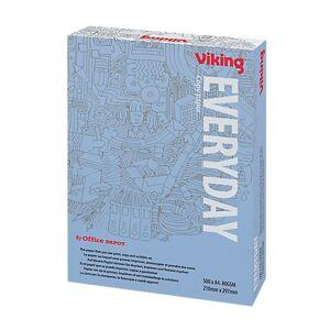 Viking Papier Viking A4 80 g/m² Blanc Everyday - 500 Feuilles