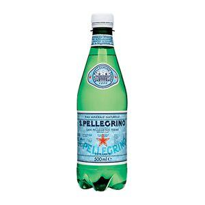 San Pellegrino Eau gazeuse San Pellegrino Non aromatisé - 24 Bouteilles de 500 ml