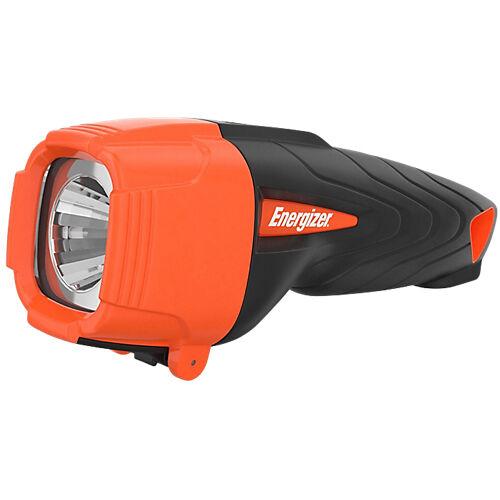 Energizer Lampe torche Energizer Impact Rubber 2AA Rouge  noir