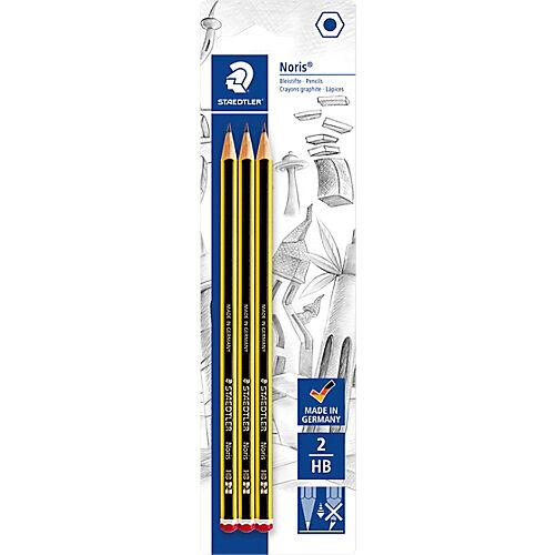 Staedtler Crayon de Bois STAEDTLER 120-2BK-3DA - 3 Unités