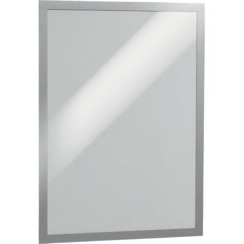 DURABLE Cadre d'affichage DURABLE 4838 444 (H)  x  321 (l) mm Argenté