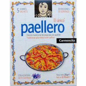Carmencita Epices Paella Carmencita