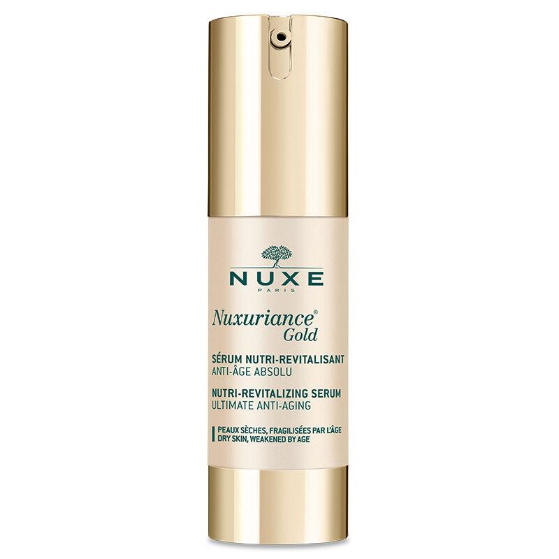 Nuxe Nuxuriance Gold Serum Nutri Revitalisant 30 ml