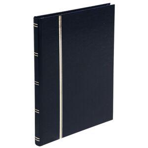 Exacompta Album timbres 32 pages noir 165x225 mm