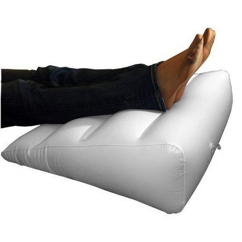 Gd Import Coussin rehausseur gonflable solution anti-jambes lourdes pour surélever les jambes