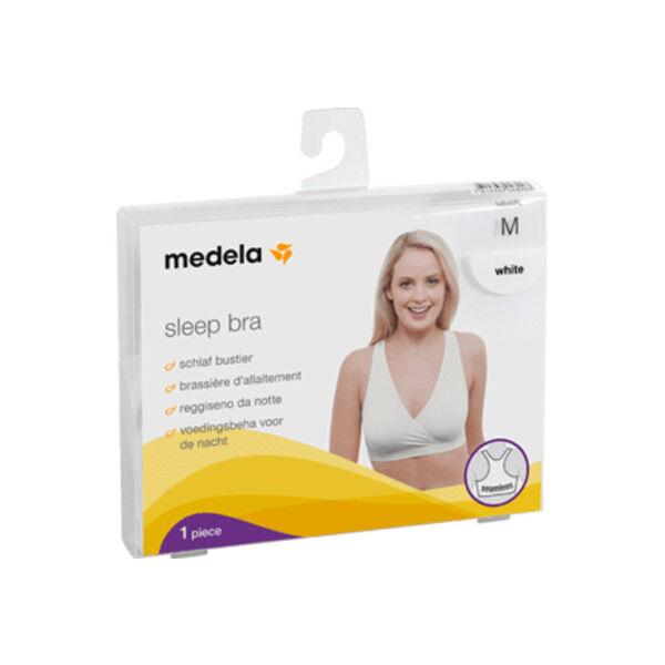 Medela Brassière d'Allaitement Blanc Taille M