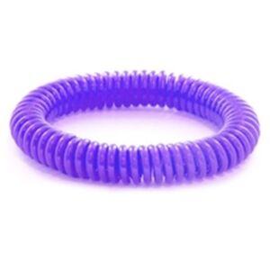 Lysse Cosmetics Bracelet Citronnelle à Ressort Silicone Violet