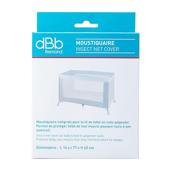 dBb Remond Moustiquaire Blanche