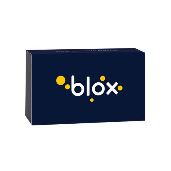 BLOX Protection Auditive Mousse Cylindrique 20 paires