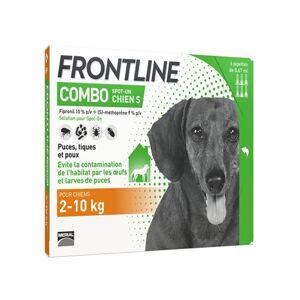 Frontline Combo Chien S Boite de 6 pipettes