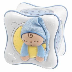 Chicco First Dreams Cube Arc en Ciel Bleu