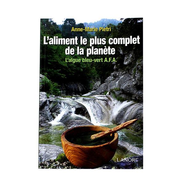 Algonergy Livre L'Aliment le Plus Complet de la Planète Klamath