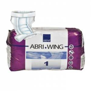Abena Abri-Wing 1 Large - 4 paquets de 14 protections
