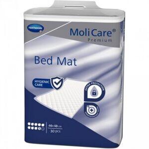 Hartmann Molicare Premium Bed Mat 9 gouttes 60 x 40 cm - 3 paquets de 30 protections