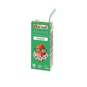 ECOMIL Boisson végétale Bio Amande 200ml-Ecomil
