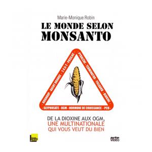Nos Meilleures Courses DVD Le monde selon Monsanto (DVD)