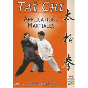 Echo Tai chi - DVD et cd  applications speciales