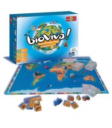 BIOVIVA Bioviva, le jeu - Naturellement drôle