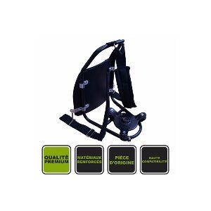 Silex France ® Support dorsal complet Silex® pour débroussailleuse à dos