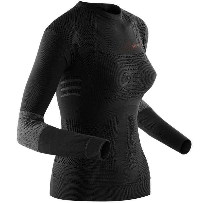 Xbionic Maillot manches longues Winter Ski touring W Textiles Maillot manches longues