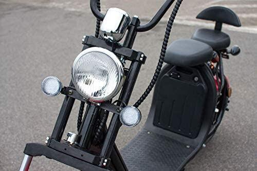 Evo-spirit Scooter électrique FATSCOOT 1000w / 12A.h