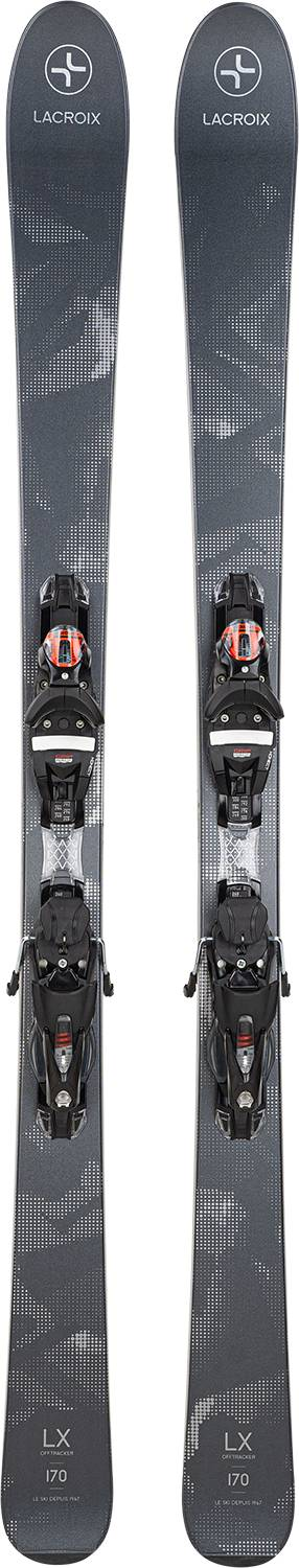 Christian Lacroix LACROIX Pack Skis LX Offtracker 2020 + Fixations SPX12