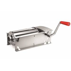 TomPress Poussoir à viande 5 litres horizontal Eco Inox Tre Spade - TomPress