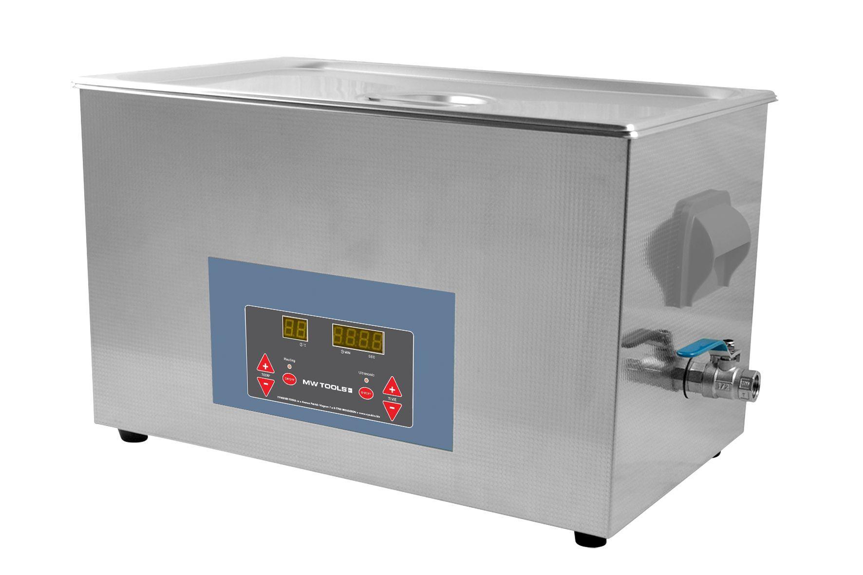 Mw-tools Nettoyeur à ultrasons 20 l MW-Tools UCC020