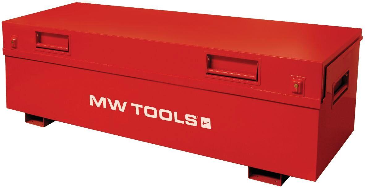 Mw-tools Coffre de chantier métal 515 L MW-Tools MWB700