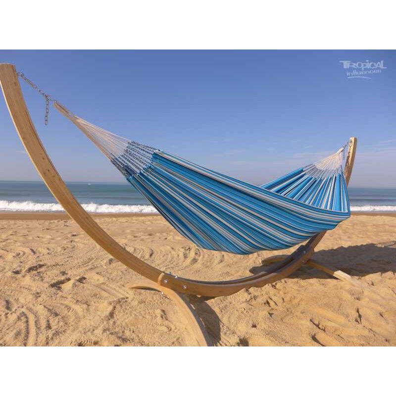 Tropical Influences Hamac avec support Maya Relax XL Abysses
