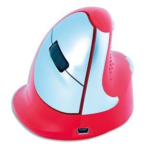RGo Tools Souris ergonomique R-Go Tools Sport - gaucher - rouge