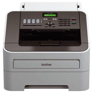 Brother FAX 2940 - Télécopieur / photocopieuse - Noir et blanc - laser - copie (jusqu'à) : 20 ppm - 250 feuilles - 33.6 Kbits/s - Hi-Speed USB