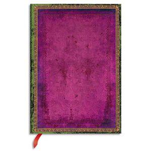 Paperblanks Carnet Paperblanks - reliure classique à l'ancienne Byzance - 13 x 18 cm - 144 pages - ligné
